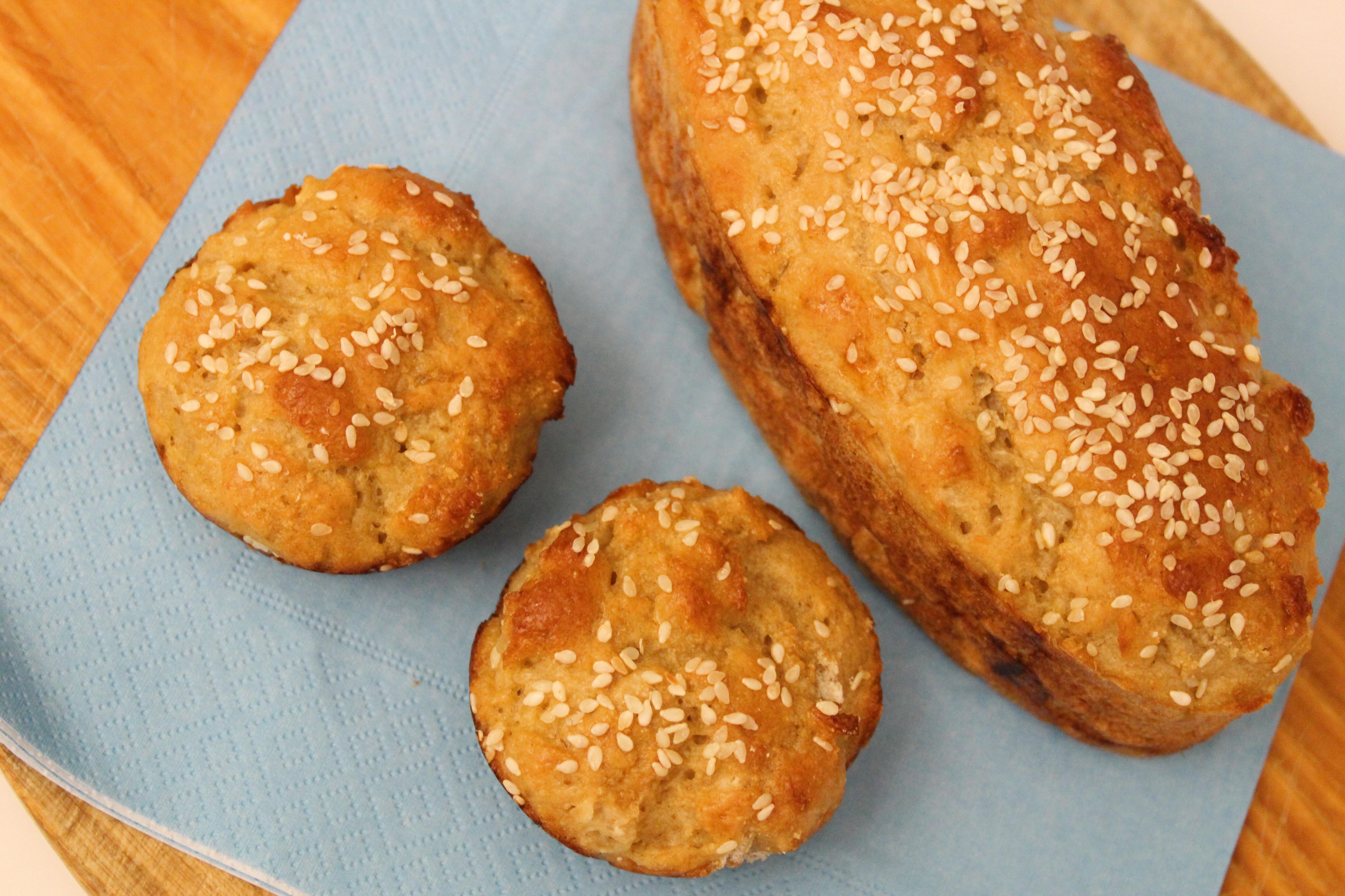 Gluten-free Oat Buns