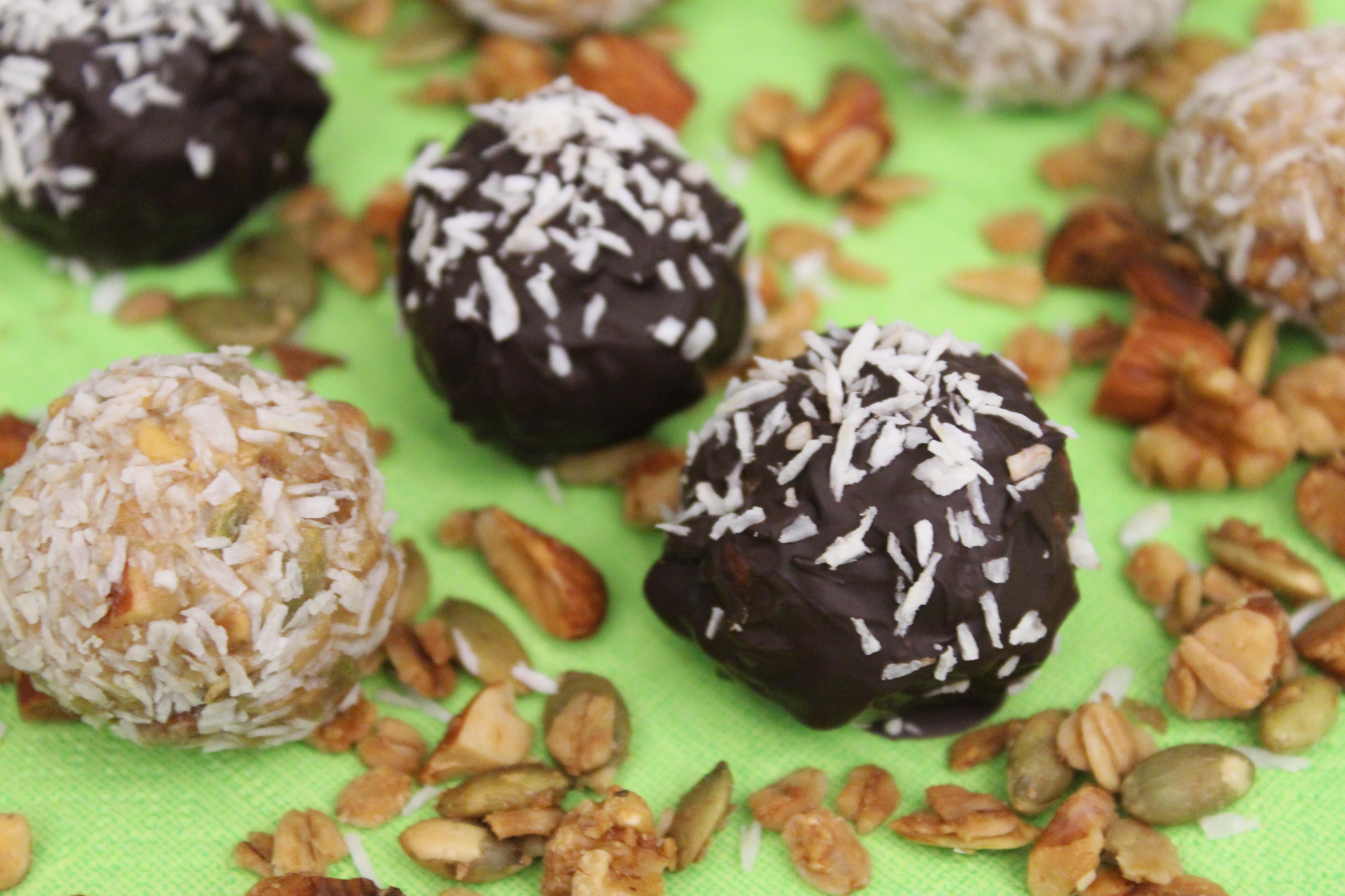 Protein Granola Balls