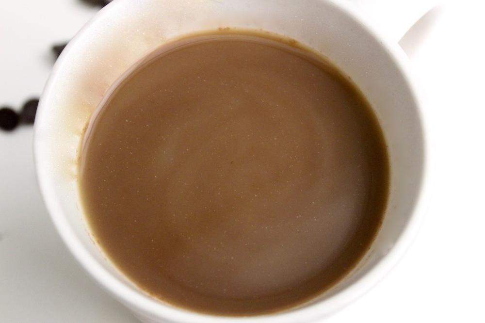 "Carob ""Hot Chocolate"""