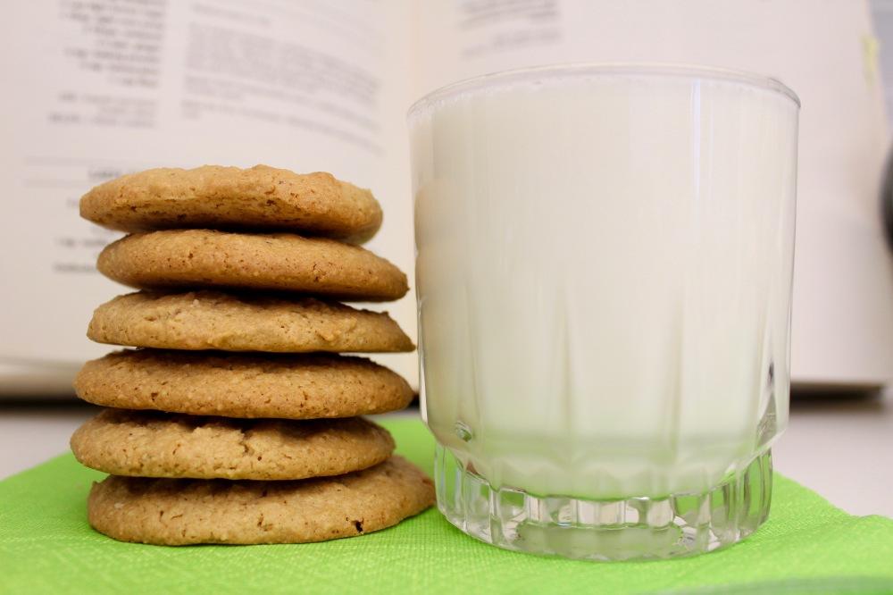 Gluten-Free Peanut Butter Cookies | The Creative Palate