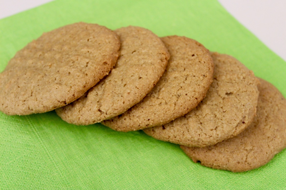 Gluten-Free Peanut Butter Cookies | The Creative Palate