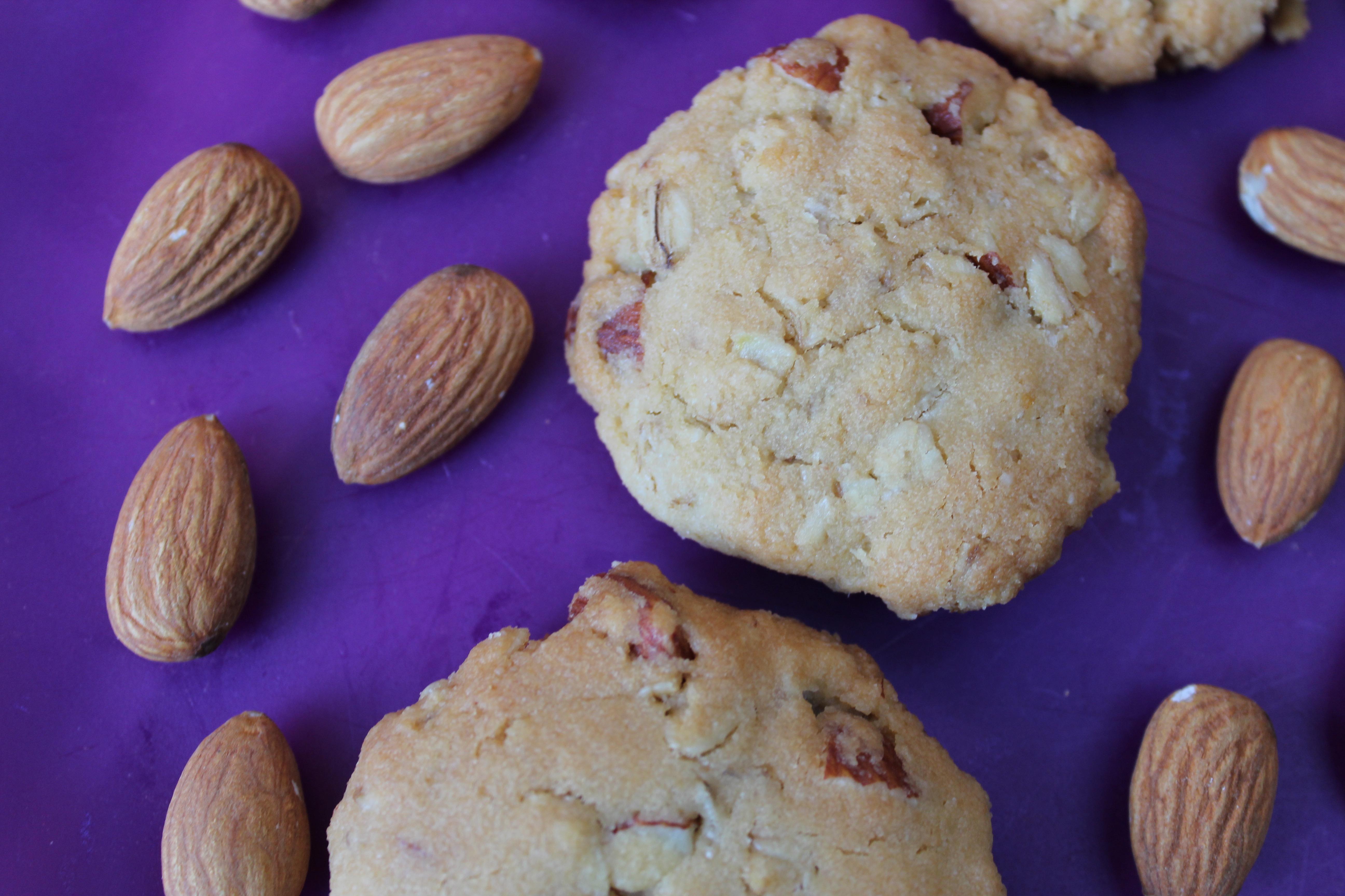 Gluten-Free Vanilla Almond Cookies