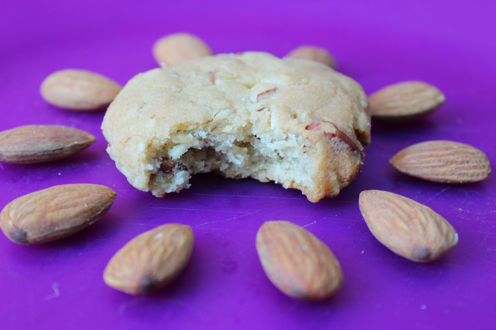 Gluten-Free Vanilla Almond Cookies | The Creative Palate